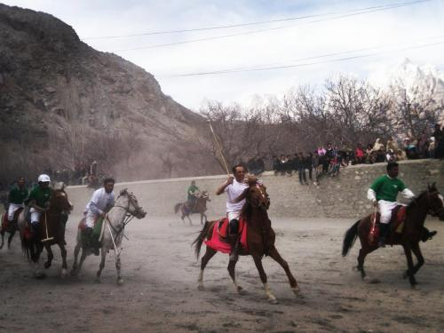 King of Games Free style polo Gulmit upper Hunza